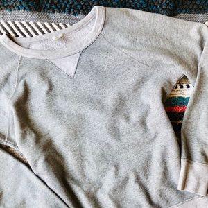 J.Crew | Grey Cotton Sweatshirt